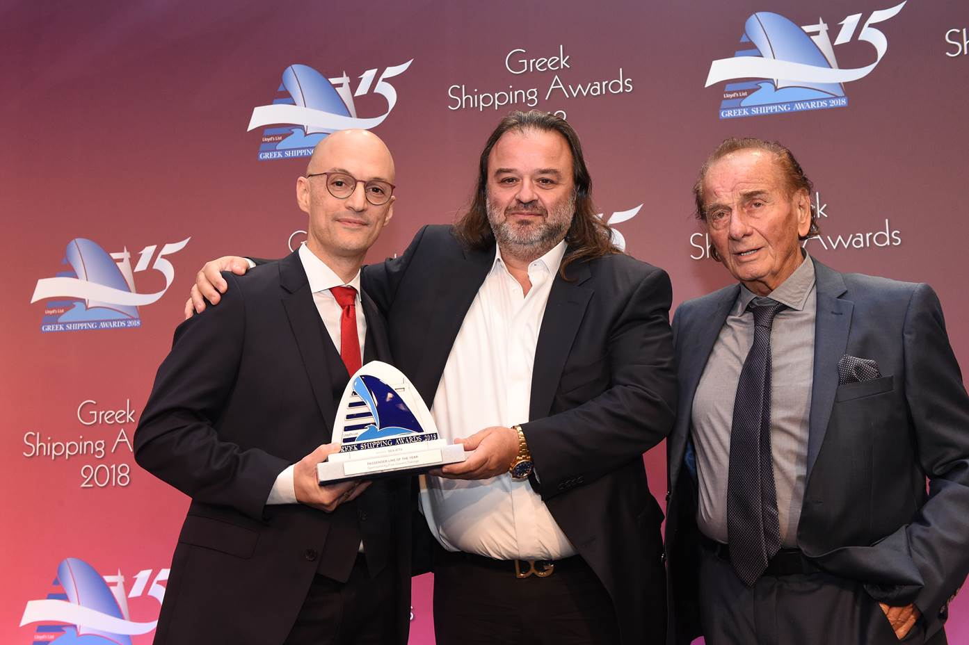 "SEAJETS HAS BEEN DECLARED AS THE ""PASSENGER LINE OF THE YEAR"""