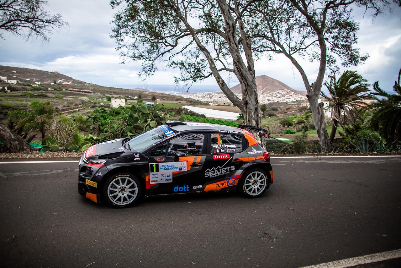 European Rally Championship (ERC): European Champion 2020, Alexey Lukyanuk with SEAJETS