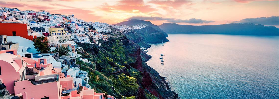 Santorini-Milos-Folegandros