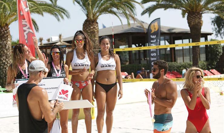Seajets Beach volley series